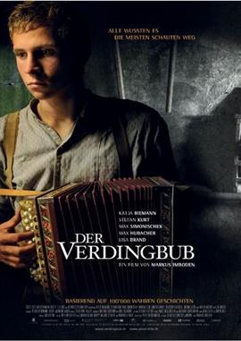 Der Verdingbub – deutsches Filmplakat – Film-Poster Kino-Plakat deutsch