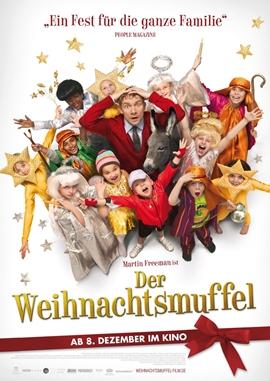 Der Weihnachtsmuffel – deutsches Filmplakat – Film-Poster Kino-Plakat deutsch