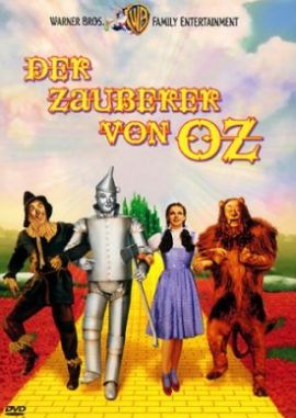 Der Zauberer von Oz – deutsches Filmplakat – Film-Poster Kino-Plakat deutsch