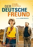 Der deutsche Freund – deutsches Filmplakat – Film-Poster Kino-Plakat deutsch
