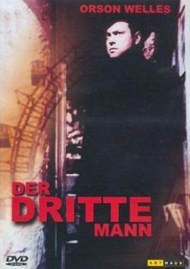 Der dritte Mann – deutsches Filmplakat – Film-Poster Kino-Plakat deutsch