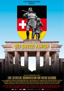 Der große Kanton – deutsches Filmplakat – Film-Poster Kino-Plakat deutsch