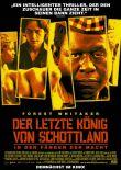 Der letzte König von Schottland – In den Fängen der Macht – deutsches Filmplakat – Film-Poster Kino-Plakat deutsch