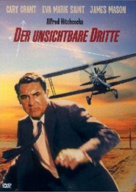 Der unsichtbare Dritte – deutsches Filmplakat – Film-Poster Kino-Plakat deutsch