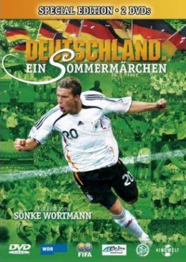 Deutschland – Ein Sommermärchen – deutsches Filmplakat – Film-Poster Kino-Plakat deutsch