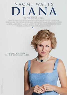 Diana – deutsches Filmplakat – Film-Poster Kino-Plakat deutsch
