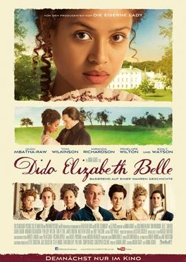 Dido Elizabeth Belle – deutsches Filmplakat – Film-Poster Kino-Plakat deutsch