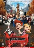Die Abenteuer von Mr. Peabody & Sherman – deutsches Filmplakat – Film-Poster Kino-Plakat deutsch