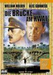 Die Brücke am Kwai - William Holden, Alec Guinness, Jack Hawkins, Sessue Hayakawa - David Lean -  Chartliste -  die besten Filme aller Zeiten