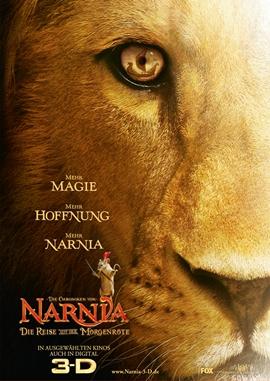 Die Chroniken von Narnia 3 – Die Reise auf der Morgenröte