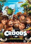 Die Croods – deutsches Filmplakat – Film-Poster Kino-Plakat deutsch