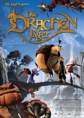 Die Drachenjäger – deutsches Filmplakat – Film-Poster Kino-Plakat deutsch