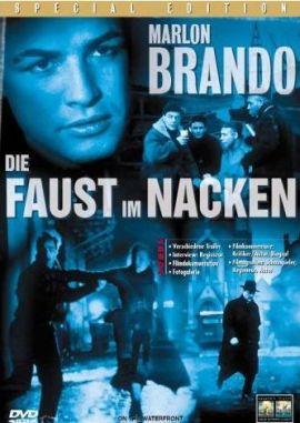 Die Faust im Nacken – deutsches Filmplakat – Film-Poster Kino-Plakat deutsch
