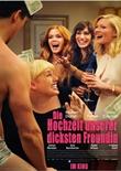 Die Hochzeit unserer dicksten Freundin – deutsches Filmplakat – Film-Poster Kino-Plakat deutsch