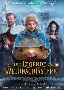 Die Legende vom Weihnachtsstern – deutsches Filmplakat – Film-Poster Kino-Plakat deutsch