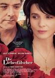 Die Liebesfälscher – deutsches Filmplakat – Film-Poster Kino-Plakat deutsch