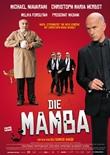 Die Mamba – deutsches Filmplakat – Film-Poster Kino-Plakat deutsch