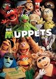 Die Muppets – deutsches Filmplakat – Film-Poster Kino-Plakat deutsch