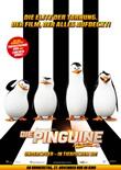 Die Pinguine aus Madagascar - deutsches Filmplakat - Film-Poster Kino-Plakat deutsch