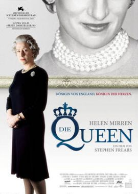 Die Queen – deutsches Filmplakat – Film-Poster Kino-Plakat deutsch