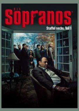 Die Sopranos – Staffel 6, Teil 1 – deutsches Filmplakat – Film-Poster Kino-Plakat deutsch