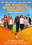 Die Tochter meines besten Freundes – deutsches Filmplakat – Film-Poster Kino-Plakat deutsch