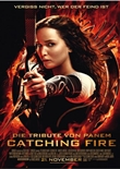 Die Tribute von Panem 2 – Catching Fire – deutsches Filmplakat – Film-Poster Kino-Plakat deutsch