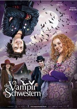 Die Vampirschwestern – deutsches Filmplakat – Film-Poster Kino-Plakat deutsch