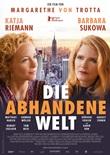Die abhandene Welt – deutsches Filmplakat – Film-Poster Kino-Plakat deutsch