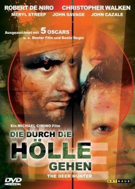 Die durch die Hölle gehen – deutsches Filmplakat – Film-Poster Kino-Plakat deutsch
