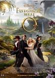 Die fantastische Welt von Oz – deutsches Filmplakat – Film-Poster Kino-Plakat deutsch