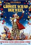 Die größte Schau der Welt – deutsches Filmplakat – Film-Poster Kino-Plakat deutsch