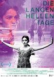 Die langen hellen Tage - deutsches Filmplakat - Film-Poster Kino-Plakat deutsch