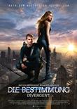 Die Bestimmung – Divergent – deutsches Filmplakat – Film-Poster Kino-Plakat deutsch