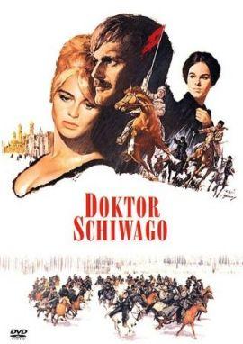 Doktor Schiwago – deutsches Filmplakat – Film-Poster Kino-Plakat deutsch