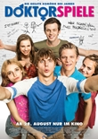 Doktorspiele - deutsches Filmplakat - Film-Poster Kino-Plakat deutsch