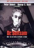 Dr. Seltsam oder: Wie ich lernte, die Bombe zu lieben - Peter Sellers, George C. Scott, Sterling Hayden, James Earl Jones - Stanley Kubrick -  Chartliste -  die besten Filme aller Zeiten