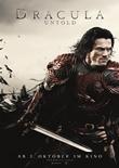 Dracula Untold - deutsches Filmplakat - Film-Poster Kino-Plakat deutsch