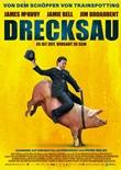 Drecksau – deutsches Filmplakat – Film-Poster Kino-Plakat deutsch