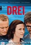 Drei – deutsches Filmplakat – Film-Poster Kino-Plakat deutsch