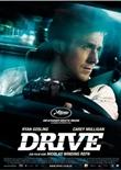 Drive – deutsches Filmplakat – Film-Poster Kino-Plakat deutsch