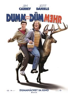 Dumm und Dümmehr – deutsches Filmplakat – Film-Poster Kino-Plakat deutsch