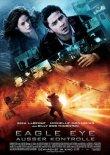 Eagle Eye – Außer Kontrolle – deutsches Filmplakat – Film-Poster Kino-Plakat deutsch