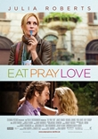 Eat Pray Love – deutsches Filmplakat – Film-Poster Kino-Plakat deutsch