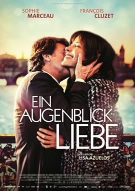 Ein Augenblick Liebe – deutsches Filmplakat – Film-Poster Kino-Plakat deutsch