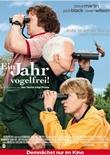 Ein Jahr vogelfrei! – deutsches Filmplakat – Film-Poster Kino-Plakat deutsch
