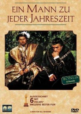 Ein Mann zu jeder Jahreszeit – deutsches Filmplakat – Film-Poster Kino-Plakat deutsch