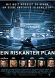 Ein riskanter Plan – deutsches Filmplakat – Film-Poster Kino-Plakat deutsch