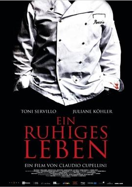 Ein ruhiges Leben – deutsches Filmplakat – Film-Poster Kino-Plakat deutsch