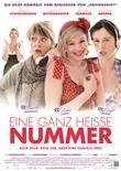 Eine ganz heiße Nummer – deutsches Filmplakat – Film-Poster Kino-Plakat deutsch
